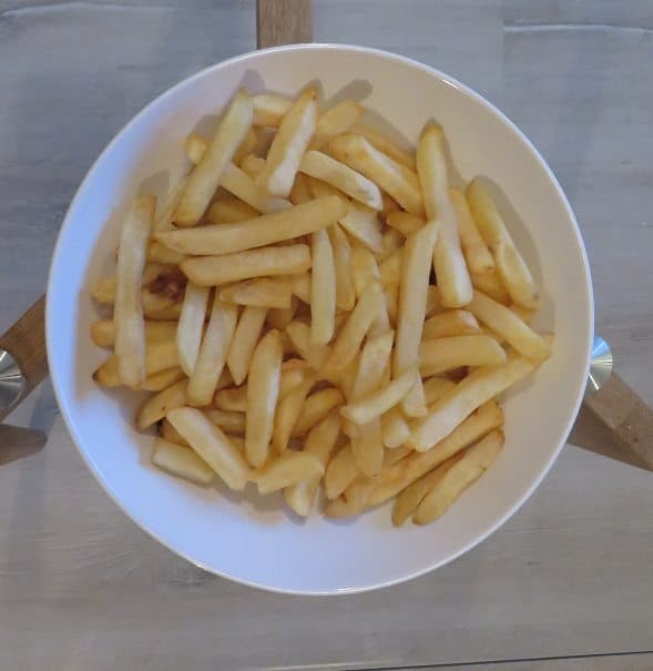 Philips Airfryer chips