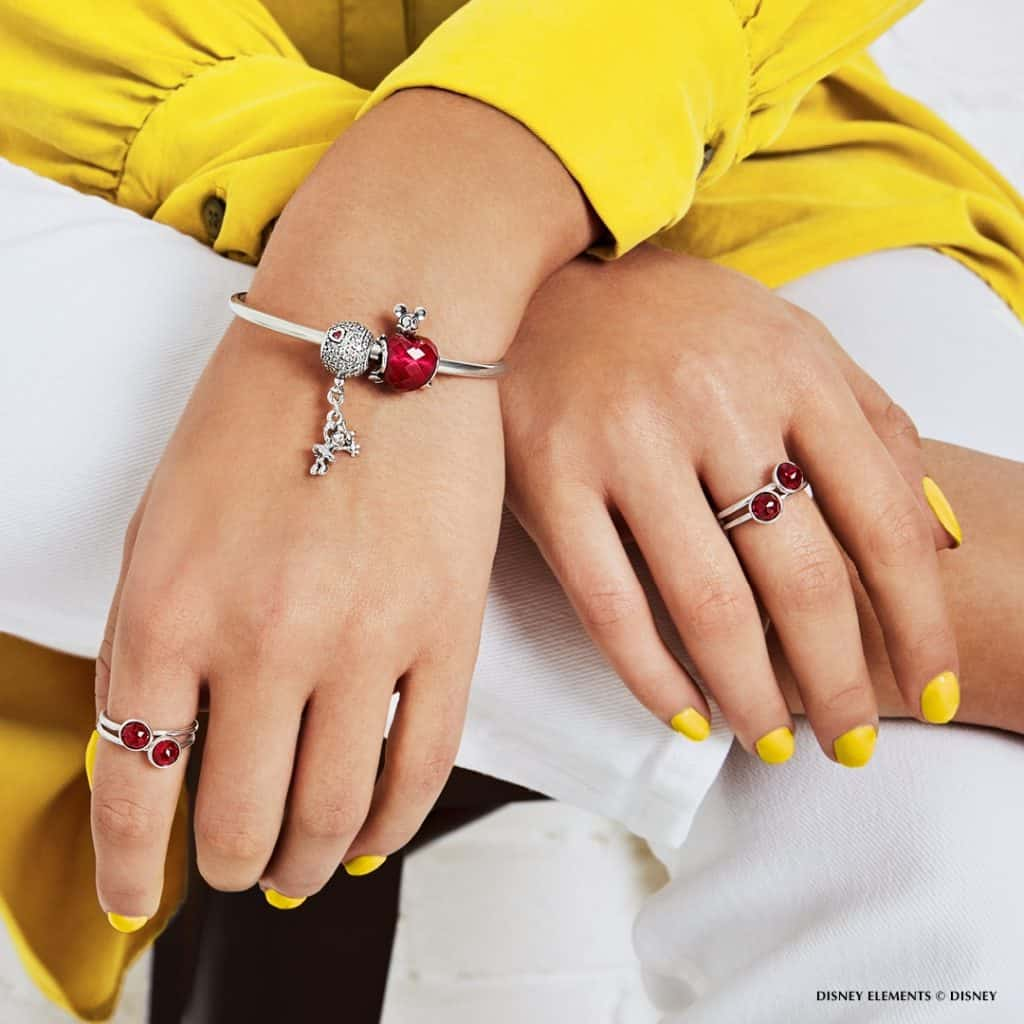 Pandora Disney jewellery collection