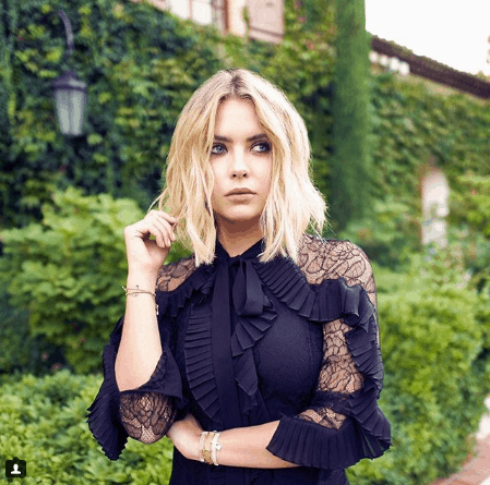 Ashley Benson for Pandora Reflexions