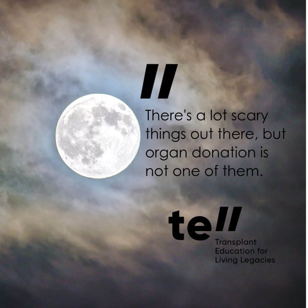 TELL org za organ donation