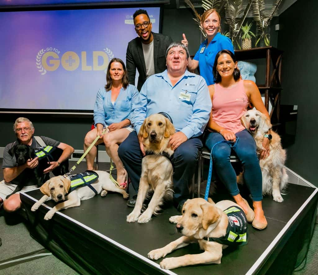 Kimberly-Clark partners with Guide Dog Association of South Africa
